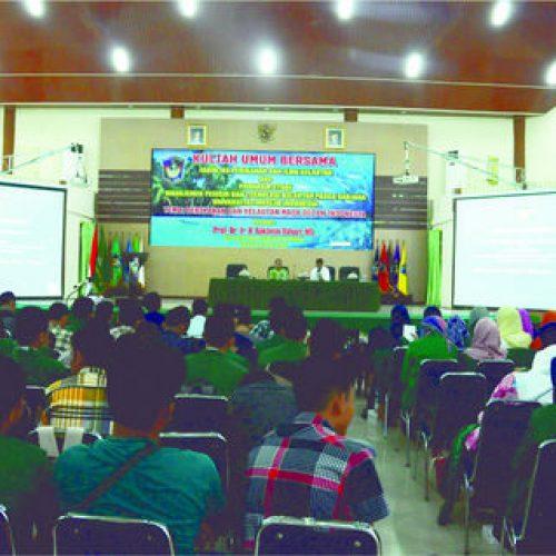 Guru Besar IPB Beri Kuliah Umum Mahasiswa Perikanan & Ilmu Kelautan UMI