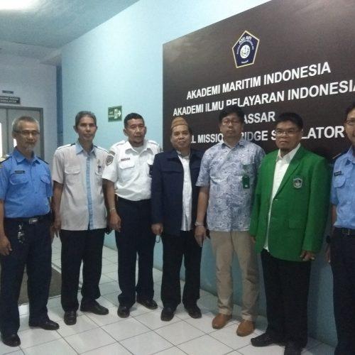 Penandatanganan MOu Fakultas Perikanan dan Ilmu Kelautan UMI dengan Akademi Maritim Indonesia AIPI Makassar