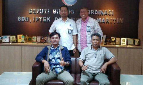 Kunjungan Silaturahim dengan Alumni Fakultas Perikanan dan Ilmu Kelautan