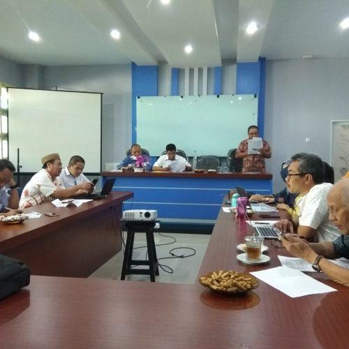 Rapat Rutin Rabuan Fakultas Perikanan dan Ilmu Kelautan UMI