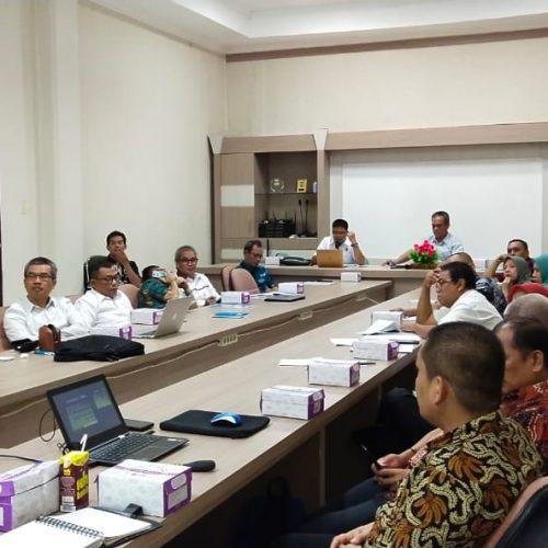 TIM FPIK UMI Presentasi Rencana Kegiatan di Bappelitbangda SULSEL