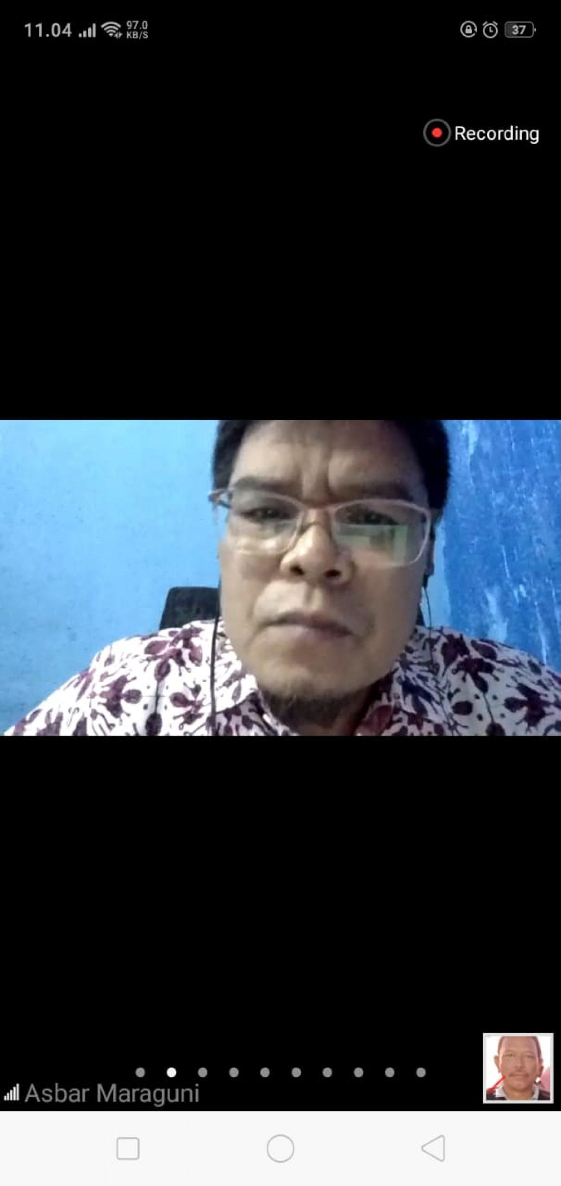 Dr. Ir. Asbar, M.Si : PENGARUH ANGIN TIMURAN TERHADAP AKTIVITAS PENANGKAPAN IKAN
